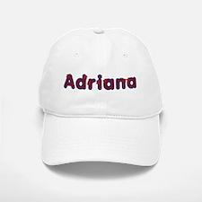 Adriana Red Caps Baseball Baseball Baseball Cap