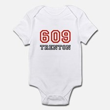 609 Infant Bodysuit