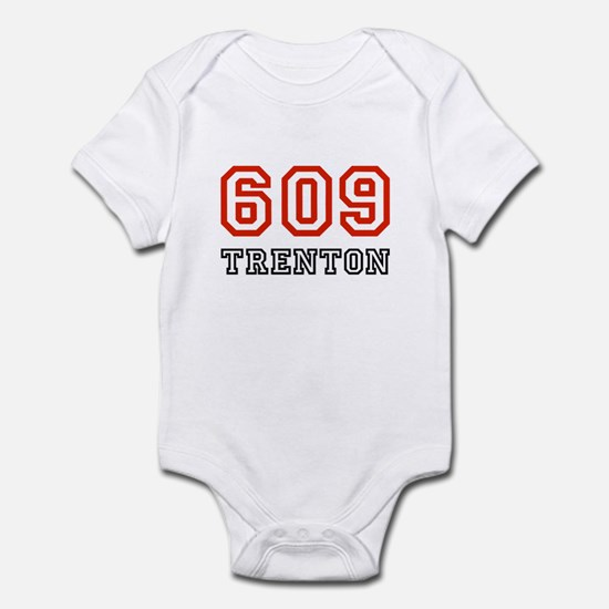 609 Infant Bodysuit