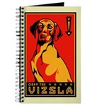 Obey the Vizsla! Journal