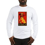 Obey the Vizsla! long sleeve t-shirt