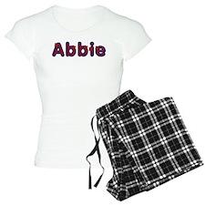 Abbie Red Caps Pajamas