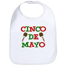Cinco De Mayo Kids Bib