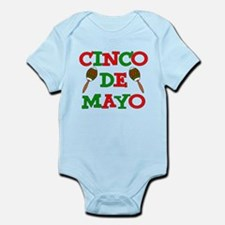 Cinco De Mayo Kids Body Suit