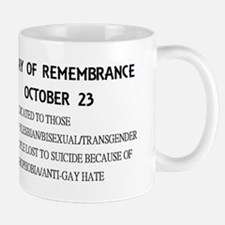 Day of Remembrance Mug