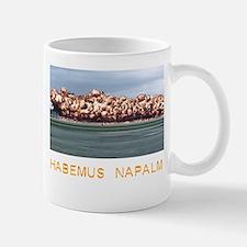 Habemus Napalm Small Mug