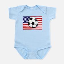 USA Soccer Body Suit