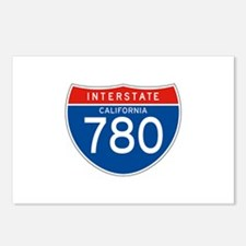 Interstate 780 - CA Postcards (Package of 8)