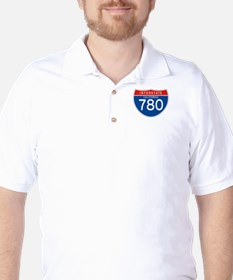 Interstate 780 - CA Golf Shirt