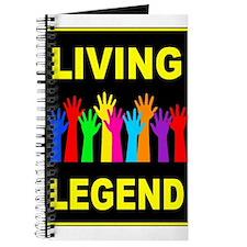 LIVING LEGEND Journal