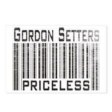 Gordon Setters Postcards (Package of 8)