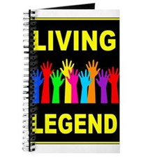 LIVING LEGEND Journal