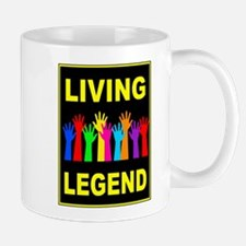 LIVING LEGEND Mug