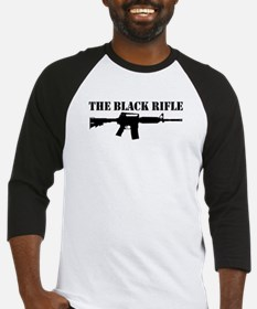 The Black Rifle Baseball Jersey