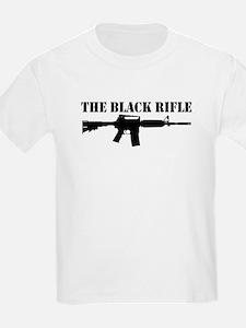 The Black Rifle Kids T-Shirt