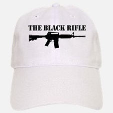 The Black Rifle Baseball Baseball Cap