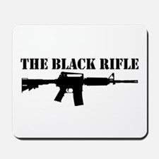 The Black Rifle Mousepad