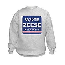 Vote Kevin Zeese Sweatshirt