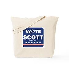 Vote Kevin Scott Tote Bag