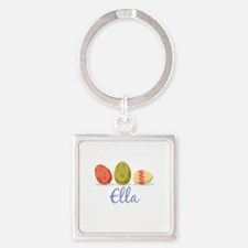 Easter Egg Ella Keychains