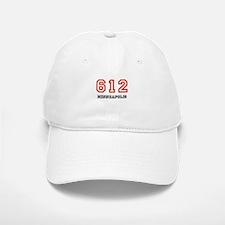 612 Baseball Baseball Cap