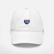 Interstate 710 - CA Baseball Baseball Cap