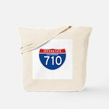 Interstate 710 - CA Tote Bag