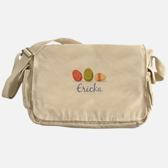 Easter Egg Ericka Messenger Bag