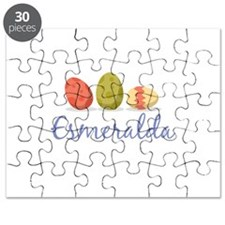 Easter Egg Esmeralda Puzzle
