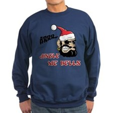 Santa Pirate Sweatshirt
