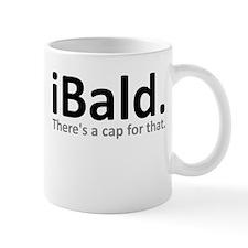 iBald Funny Bald Balding Mug