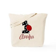 1 Ladybug ANNIKA - Custom Tote Bag