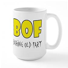 Boring Old Fart Mug