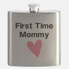 Cute First Time Mommy Flask