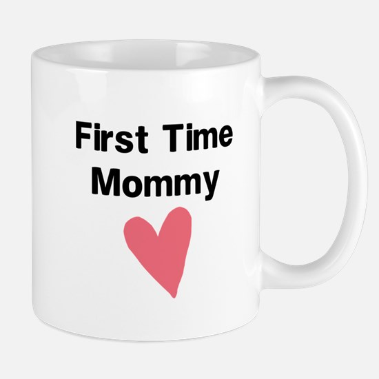 Cute First Time Mommy Mug