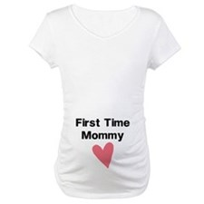 Cute First Time Mommy Shirt