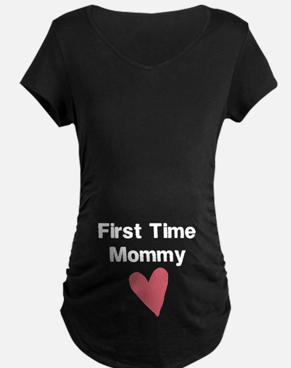 first time mom maternity clothes maternity wear shirts clothing cafepress. Black Bedroom Furniture Sets. Home Design Ideas