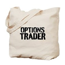 Options Trader Tote Bag
