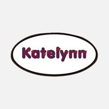 Katelynn Red Caps Patch