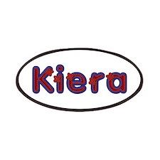 Kiera Red Caps Patch