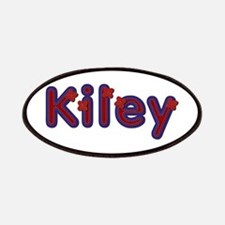 Kiley Red Caps Patch