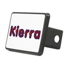 Kierra Red Caps Hitch Cover