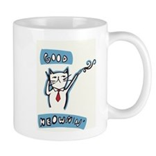 Good Meownin' Cat Mug