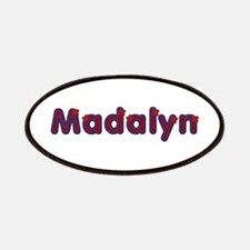 Madalyn Red Caps Patch