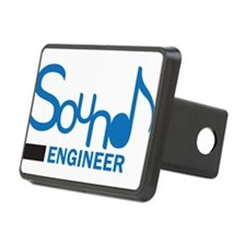 DJ or music lover 'Sound Engineer' design Hitch Co