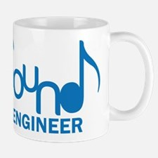 DJ or music lover 'Sound Engineer' design Mug