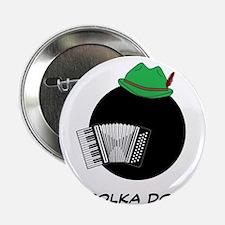 """Polka Dot T-Shirt 2.25"""" Button"""