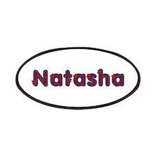 Natasha Red Caps Patch