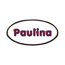 Paulina Red Caps Patch