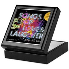 Songs of Love and Laughter Concert Keepsake Box